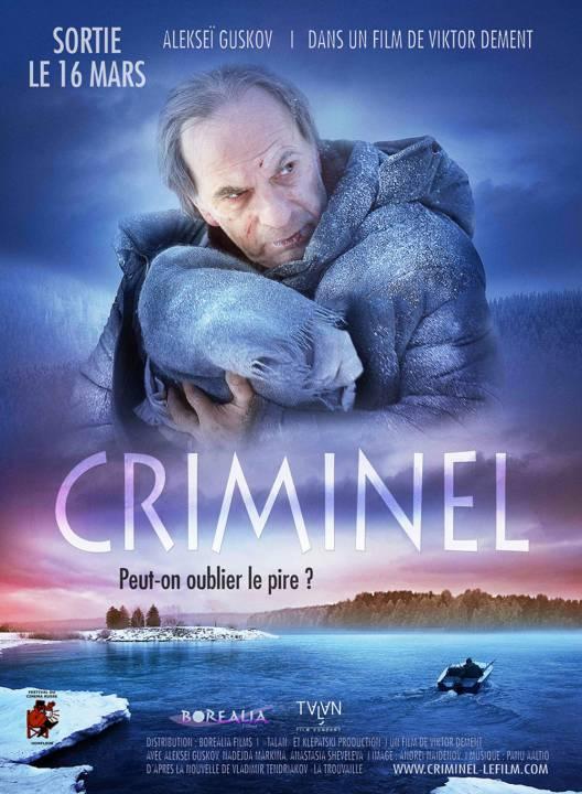 Criminel affiche