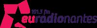 Logo euradionantes avec fréquence
